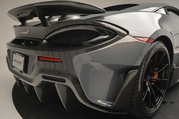 New 2019 McLaren 600LT Coupe for sale Call for price at Maserati of Greenwich in Greenwich CT 06830 25