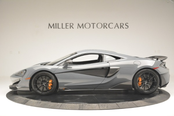 New 2019 McLaren 600LT Coupe for sale Call for price at Maserati of Greenwich in Greenwich CT 06830 3
