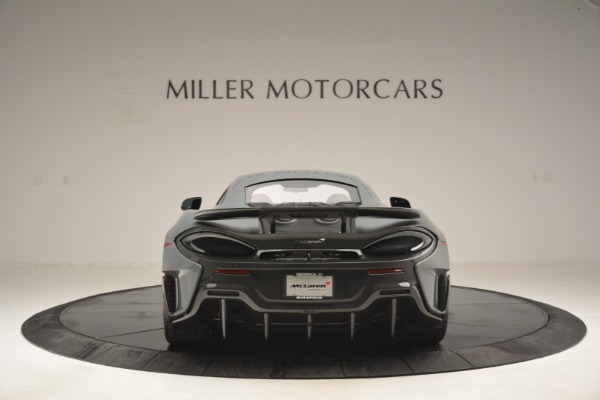 New 2019 McLaren 600LT Coupe for sale Call for price at Maserati of Greenwich in Greenwich CT 06830 6