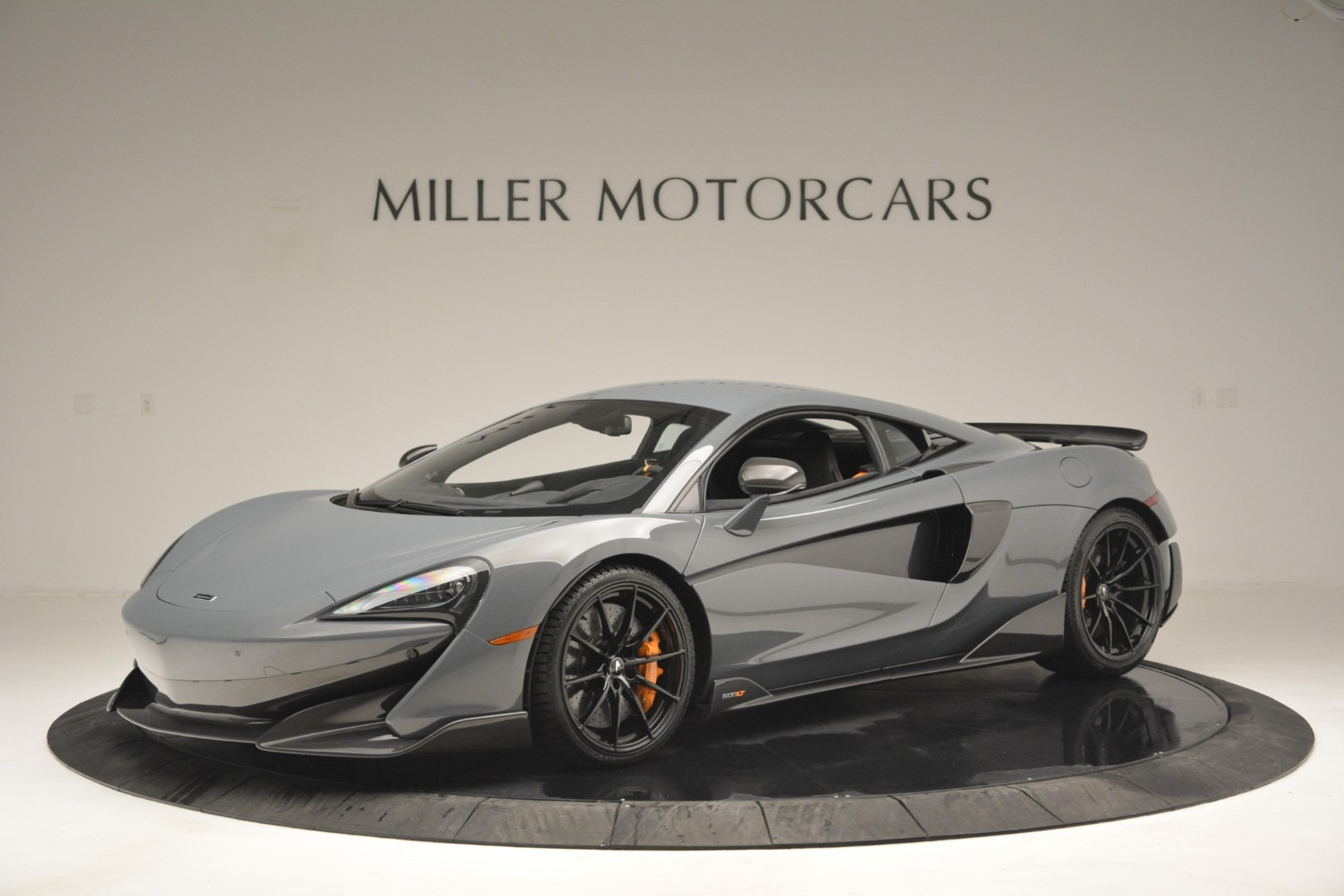 New 2019 McLaren 600LT Coupe for sale Call for price at Maserati of Greenwich in Greenwich CT 06830 1