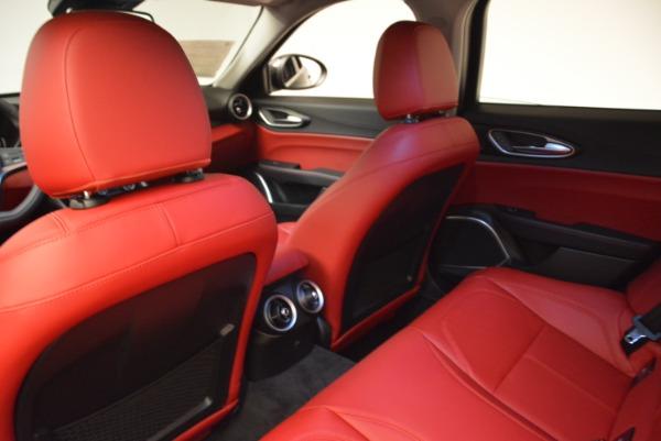 New 2019 Alfa Romeo Giulia Q4 for sale Sold at Maserati of Greenwich in Greenwich CT 06830 17