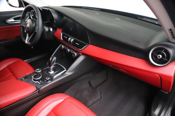 New 2019 Alfa Romeo Giulia Q4 for sale Sold at Maserati of Greenwich in Greenwich CT 06830 21