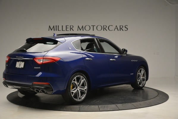 New 2019 Maserati Levante Q4 GranSport for sale Sold at Maserati of Greenwich in Greenwich CT 06830 11