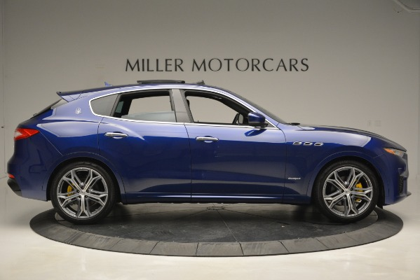New 2019 Maserati Levante Q4 GranSport for sale Sold at Maserati of Greenwich in Greenwich CT 06830 13