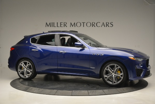 New 2019 Maserati Levante Q4 GranSport for sale Sold at Maserati of Greenwich in Greenwich CT 06830 14