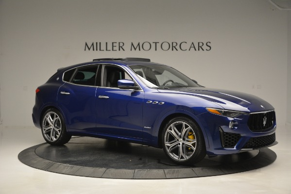 New 2019 Maserati Levante Q4 GranSport for sale Sold at Maserati of Greenwich in Greenwich CT 06830 15