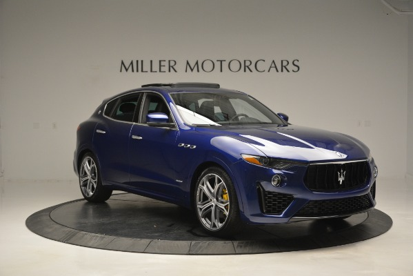 New 2019 Maserati Levante Q4 GranSport for sale Sold at Maserati of Greenwich in Greenwich CT 06830 16