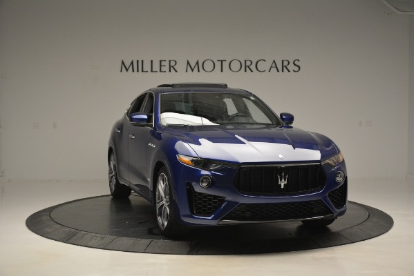 New 2019 Maserati Levante Q4 GranSport for sale Sold at Maserati of Greenwich in Greenwich CT 06830 17