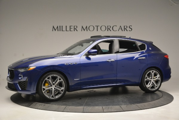 New 2019 Maserati Levante Q4 GranSport for sale Sold at Maserati of Greenwich in Greenwich CT 06830 3