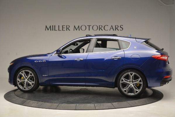 New 2019 Maserati Levante Q4 GranSport for sale Sold at Maserati of Greenwich in Greenwich CT 06830 5