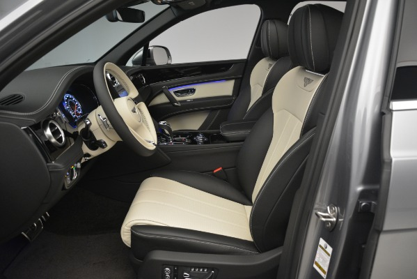 New 2019 Bentley Bentayga V8 for sale Sold at Maserati of Greenwich in Greenwich CT 06830 20
