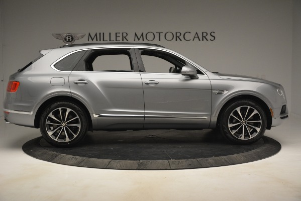 New 2019 Bentley Bentayga V8 for sale Sold at Maserati of Greenwich in Greenwich CT 06830 9