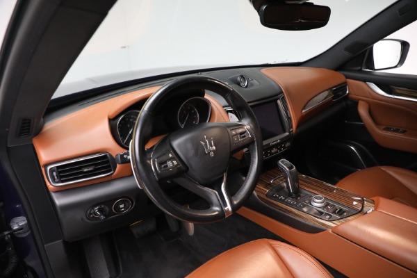 New 2019 Maserati Levante Q4 GranLusso for sale Sold at Maserati of Greenwich in Greenwich CT 06830 13