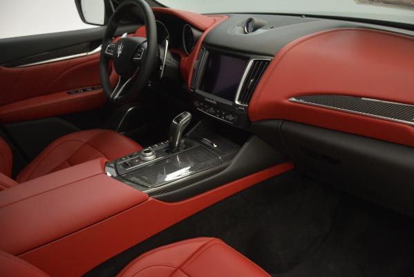New 2019 Maserati Levante S Q4 GranSport for sale Sold at Maserati of Greenwich in Greenwich CT 06830 20