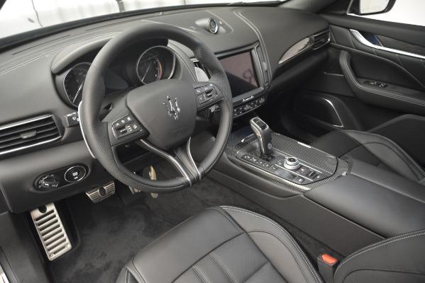 New 2019 Maserati Levante S Q4 GranSport for sale Sold at Maserati of Greenwich in Greenwich CT 06830 14