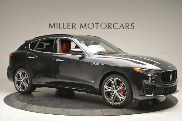 New 2019 Maserati Levante S Q4 GranSport for sale $104,050 at Maserati of Greenwich in Greenwich CT 06830 10