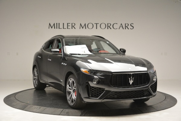 New 2019 Maserati Levante S Q4 GranSport for sale $104,050 at Maserati of Greenwich in Greenwich CT 06830 11
