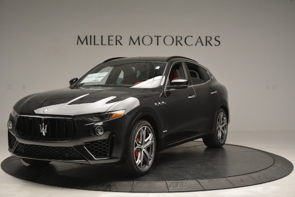 New 2019 Maserati Levante S Q4 GranSport for sale $104,050 at Maserati of Greenwich in Greenwich CT 06830 2