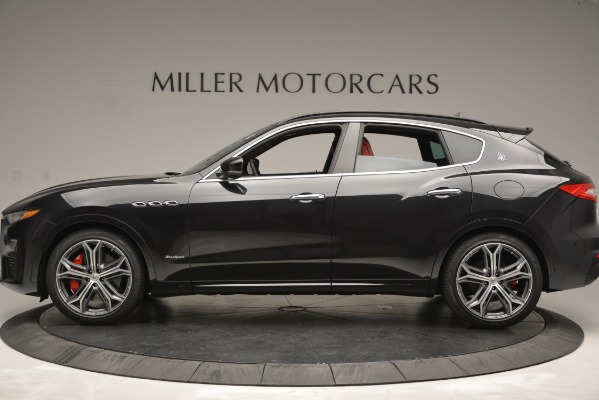 New 2019 Maserati Levante S Q4 GranSport for sale $104,050 at Maserati of Greenwich in Greenwich CT 06830 3