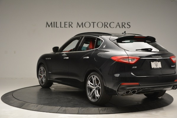 New 2019 Maserati Levante S Q4 GranSport for sale $104,050 at Maserati of Greenwich in Greenwich CT 06830 5