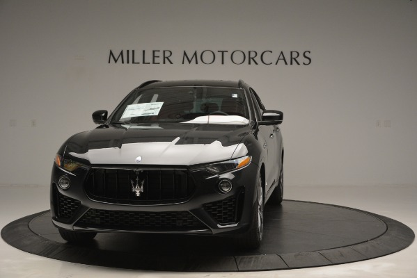New 2019 Maserati Levante S Q4 GranSport for sale $104,050 at Maserati of Greenwich in Greenwich CT 06830 1