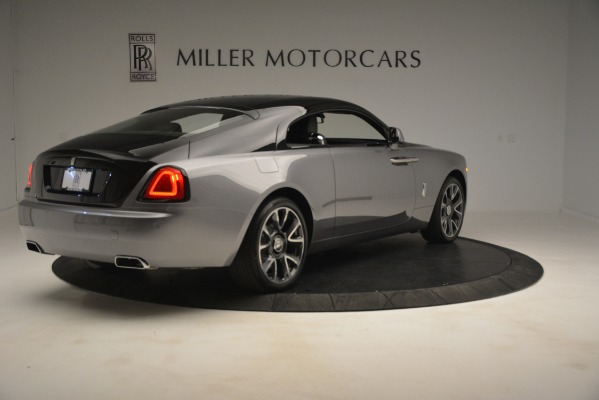 New 2019 Rolls-Royce Wraith for sale Sold at Maserati of Greenwich in Greenwich CT 06830 10