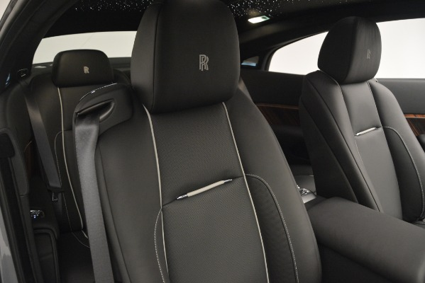 New 2019 Rolls-Royce Wraith for sale Sold at Maserati of Greenwich in Greenwich CT 06830 16