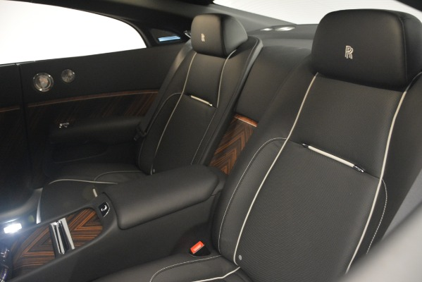 New 2019 Rolls-Royce Wraith for sale Sold at Maserati of Greenwich in Greenwich CT 06830 17