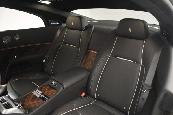 New 2019 Rolls-Royce Wraith for sale Sold at Maserati of Greenwich in Greenwich CT 06830 18