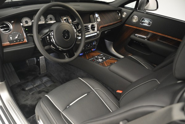 New 2019 Rolls-Royce Wraith for sale Sold at Maserati of Greenwich in Greenwich CT 06830 20