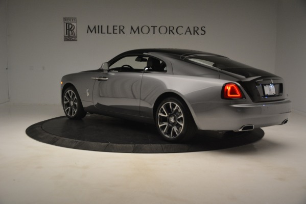 New 2019 Rolls-Royce Wraith for sale Sold at Maserati of Greenwich in Greenwich CT 06830 5
