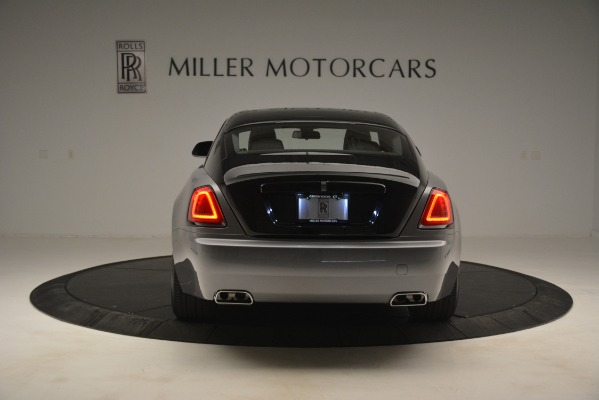 New 2019 Rolls-Royce Wraith for sale Sold at Maserati of Greenwich in Greenwich CT 06830 8