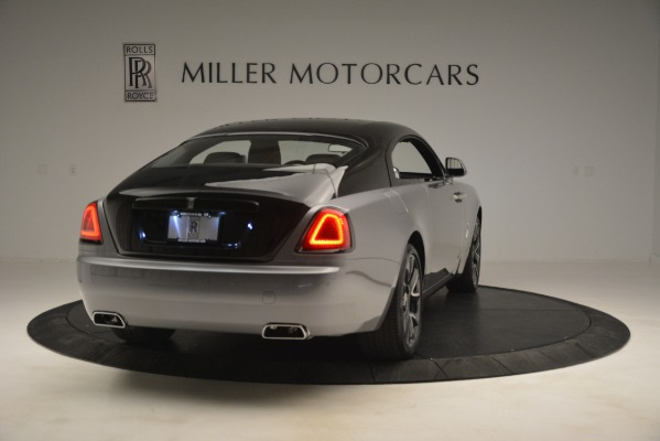 New 2019 Rolls-Royce Wraith for sale Sold at Maserati of Greenwich in Greenwich CT 06830 9