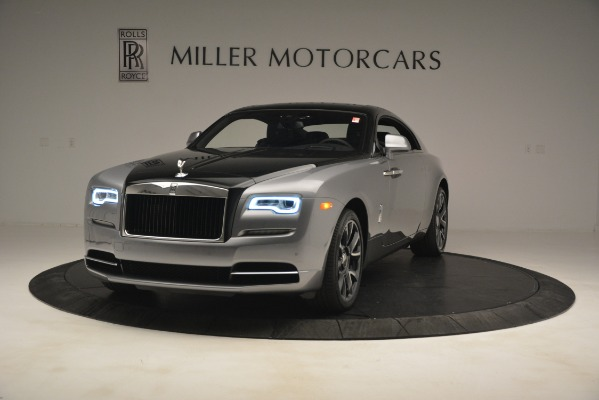 New 2019 Rolls-Royce Wraith for sale Sold at Maserati of Greenwich in Greenwich CT 06830 1