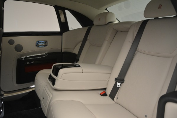 Used 2019 Rolls-Royce Ghost for sale $298,900 at Maserati of Greenwich in Greenwich CT 06830 26