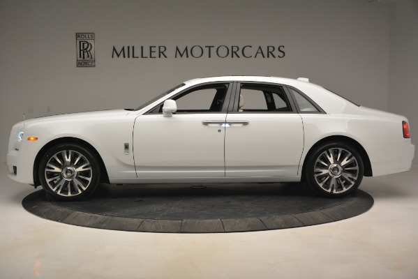 Used 2019 Rolls-Royce Ghost for sale $298,900 at Maserati of Greenwich in Greenwich CT 06830 3