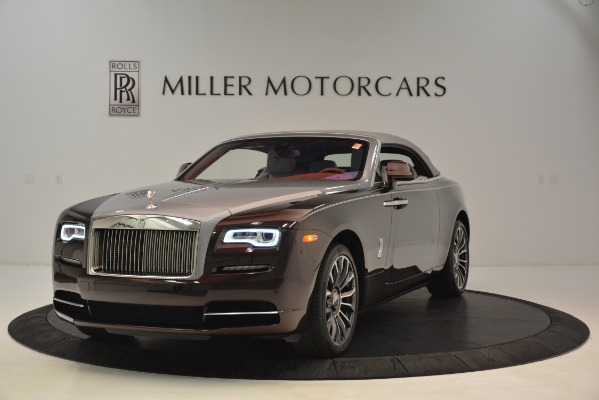 New 2019 Rolls-Royce Dawn for sale $422,325 at Maserati of Greenwich in Greenwich CT 06830 14