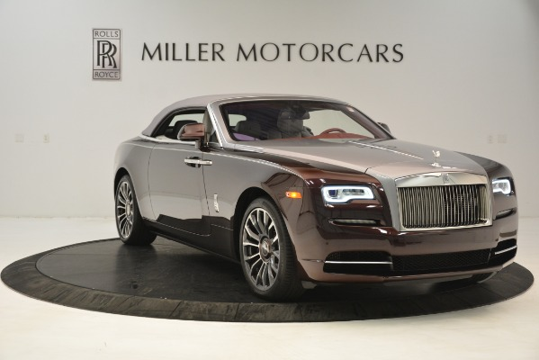 New 2019 Rolls-Royce Dawn for sale $422,325 at Maserati of Greenwich in Greenwich CT 06830 23