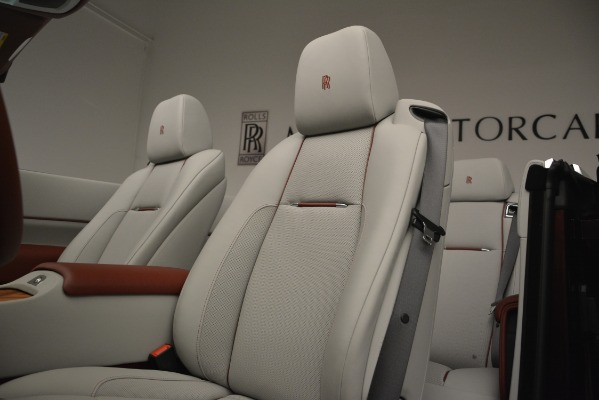 New 2019 Rolls-Royce Dawn for sale $422,325 at Maserati of Greenwich in Greenwich CT 06830 25