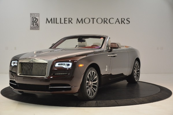 New 2019 Rolls-Royce Dawn for sale $422,325 at Maserati of Greenwich in Greenwich CT 06830 3