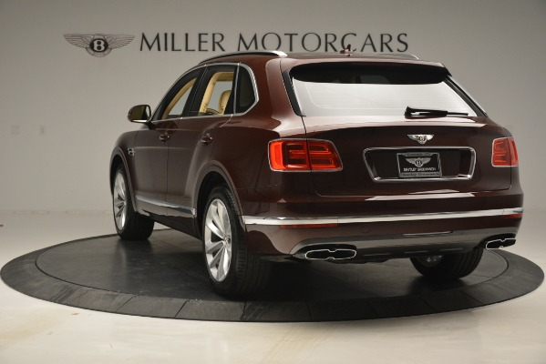 New 2019 Bentley Bentayga V8 for sale Sold at Maserati of Greenwich in Greenwich CT 06830 5