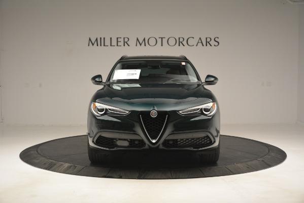 New 2019 Alfa Romeo Stelvio Sport Q4 for sale Sold at Maserati of Greenwich in Greenwich CT 06830 12