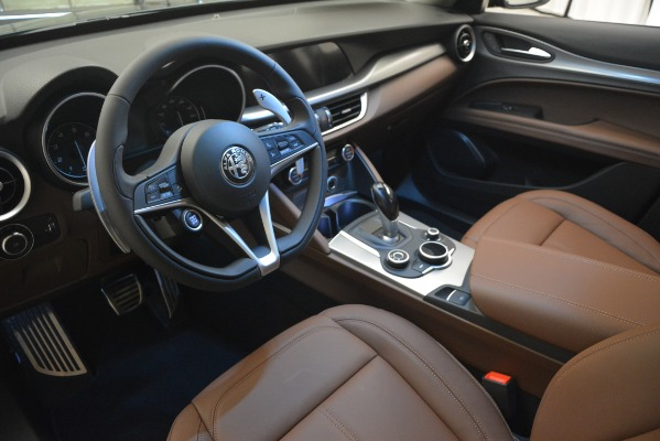New 2019 Alfa Romeo Stelvio Sport Q4 for sale Sold at Maserati of Greenwich in Greenwich CT 06830 14
