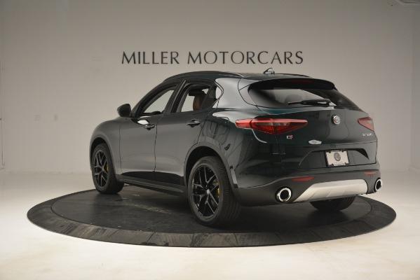 New 2019 Alfa Romeo Stelvio Sport Q4 for sale Sold at Maserati of Greenwich in Greenwich CT 06830 5