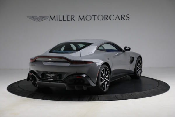 New 2019 Aston Martin Vantage for sale Sold at Maserati of Greenwich in Greenwich CT 06830 6