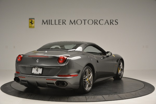 Used 2016 Ferrari California T Handling Speciale for sale Sold at Maserati of Greenwich in Greenwich CT 06830 19