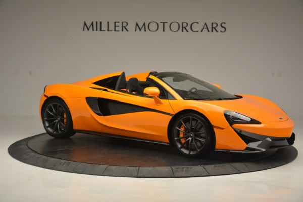 Used 2019 McLaren 570S SPIDER Convertible for sale $240,720 at Maserati of Greenwich in Greenwich CT 06830 10