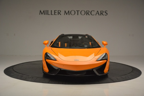 Used 2019 McLaren 570S SPIDER Convertible for sale $240,720 at Maserati of Greenwich in Greenwich CT 06830 12