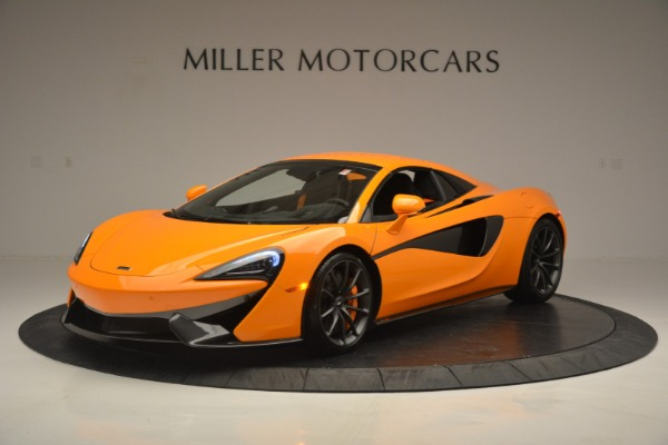 Used 2019 McLaren 570S SPIDER Convertible for sale $240,720 at Maserati of Greenwich in Greenwich CT 06830 15