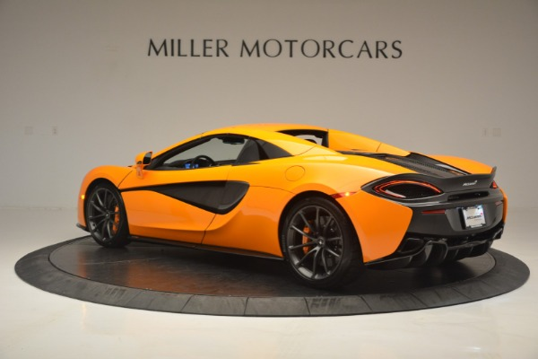 Used 2019 McLaren 570S SPIDER Convertible for sale $240,720 at Maserati of Greenwich in Greenwich CT 06830 17